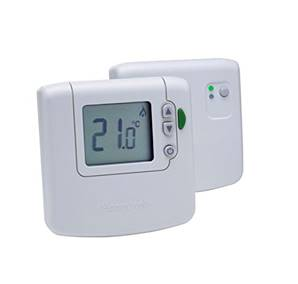 THERMOSTAT D'AMBIANCE DIGITAL RF - DT92E - HONEYWELL