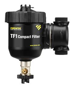 "TF1 COMPACT -3/4"" -FILTRE HYDROCYCLONIQUE & MAGNETIQUE + F1"