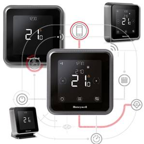 THERMOSTAT LYRIC T6R SANS FIL PROGRAMMABLE CONNECTABLE